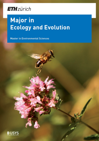 Major in Ecology and Evolution